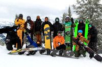 01/19/15 Grand Targhee